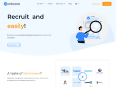 Détails : beetween software, plateforme de recrutement en SaaS