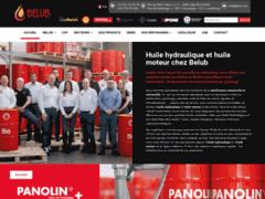 Détails : Lubrifiant de marque Shell Advance