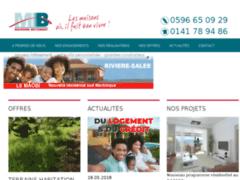 Maisons Beterbat Immobilier en Martinique