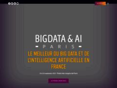 Détails : Big Data Paris : l'évènement sur Paris à ne pas rater
