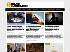 Détails : Des professionnels pour l'élaboration de votre bilan judiciaire
