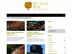 Détails : Bio-ecoloblog : tout savoir sur l'écologie