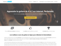 Détails : Votre accordeur de guitare en ligne