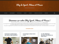 Sport, fitness et musculation