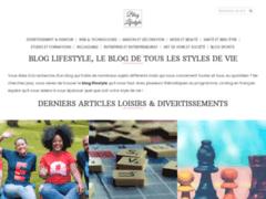 Détails : Blog Lifestyle