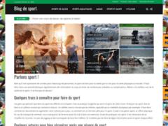 Détails : Le blog du sport