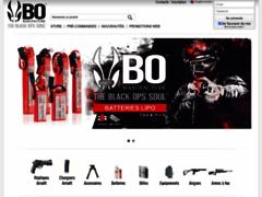Détails : BO Manufacture – meilleure marque airsoft
