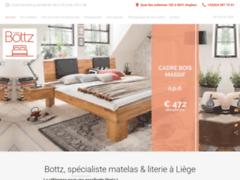 Détails : Bottz - Spécialiste matelas et literie à Liège