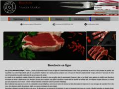 Site Détails : Boucherie en ligne pour la vente de Viandes a GoGo