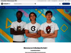 Site Détails : boutique du geek vente de jeux vidéo neufs et occasions