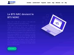 Détails : BTS NDRC