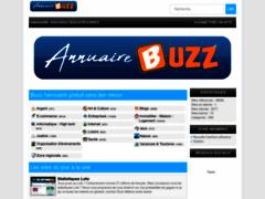 Détails : Buzz l'annuaire gratuit sans lien retour