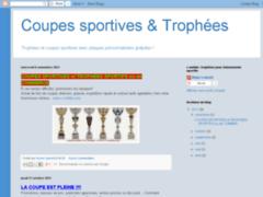 Détails : Coupe sportive et trophees pas cher