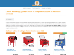 Détails : https://www.cabine-de-sablage.net