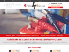 Spécialiste de la vente de batteries à Démouville, Caen