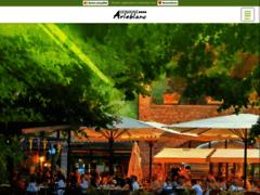 L'Arleblanc en Ardèche - Camping avec gîtes et mobil-homes