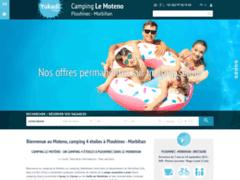 Camping 4 étoiles près de Carnac en Bretagne : Le Moténo