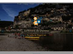 Camping la riviere dordogne Domme en Dordogne Périgord