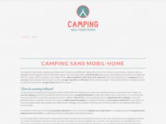 Détails : camping sans mobil home