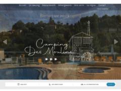 Camping des Moulins Couze Saint Front en dordogne périgord Pourpre