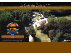 Camping Le Bois du Coderc Antonne et Trigonant en dordogne périgord Blanc