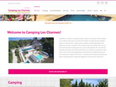 Camping Les Charmes St André Allas en dordogne périgord noir