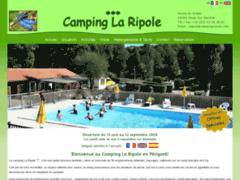 Camping La Ripole Abjat sur Bandiat en dordogne périgord vert
