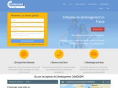 Déménagement Dijon - CARBODEM - Entreprise de Déménagement
