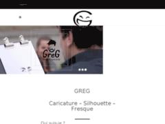 Détails : Greg caricaturiste Lyon