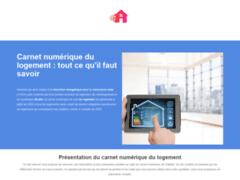 Détails : Tout savoir sur le carnet numérique du logement