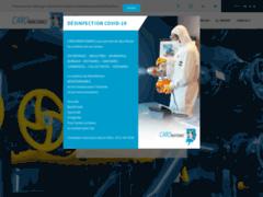 Services de nettoyage industriel