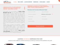 Détails : location de voiture à Marrakech pas cher