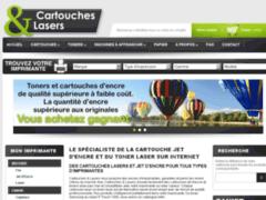 Cartouchesetlasers.com : cartouche laser
