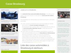 Détails : Casse Strasbourg