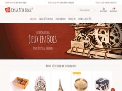 Détails : Casse Tête En Bois, spécialiste des jeux de casse-tête en bois