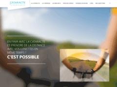 Détails : cataractejepassealacte.fr, guide sur la cataracte