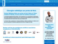 Détails : Cabinet de chirurgie esthétique à Paris