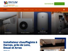 Détails : Climatisation et installation thermique à Douai