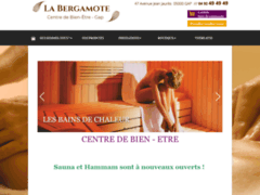 La BERGAMOTE: Spas à GAP