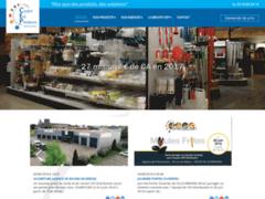 Création du site Internet de CENTRE EST PEINTURES distribution (Entreprise de Grossiste matériaux à VILLEURBANNE )