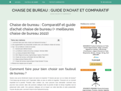 Détails : Comment choisir un fauteuil de bureau pour un directeur