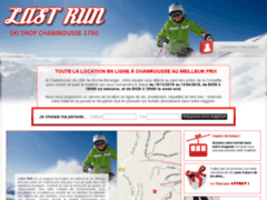 Détails : location ski chamrousse