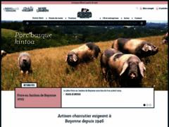 Détails : Charcuterie Aubard dans les Pays basques