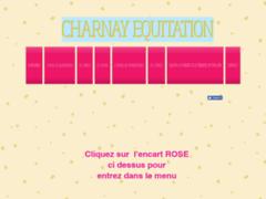 Centre équestre charnay équitation