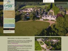 Relais et Châteaux de Curzay