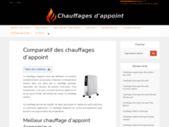Détails : chauffage rayonnant extra plat
