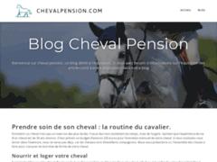 Annonces pension cheval