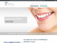 TAILHADART : Un churigien dentaire en France