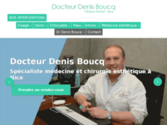 Docteur Boucq, chirurgien esthétique à Nice