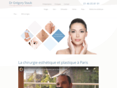 Chirurgie esthétique à Paris